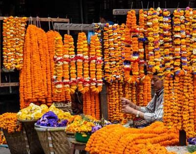 Tihar festival Nepal