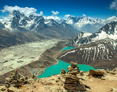 Gokyo Lake Everest region