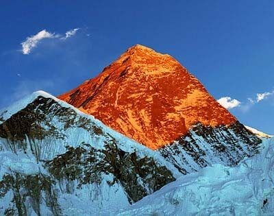 Kala Patthar, Everest Sunset, Mt. Everest