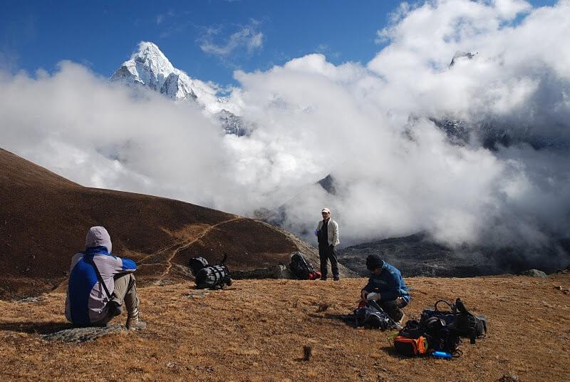 Dingboche Everest