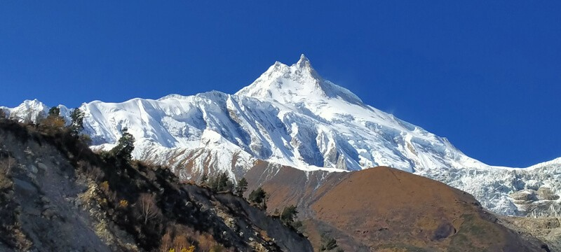 Mt Manaslu Base Camp