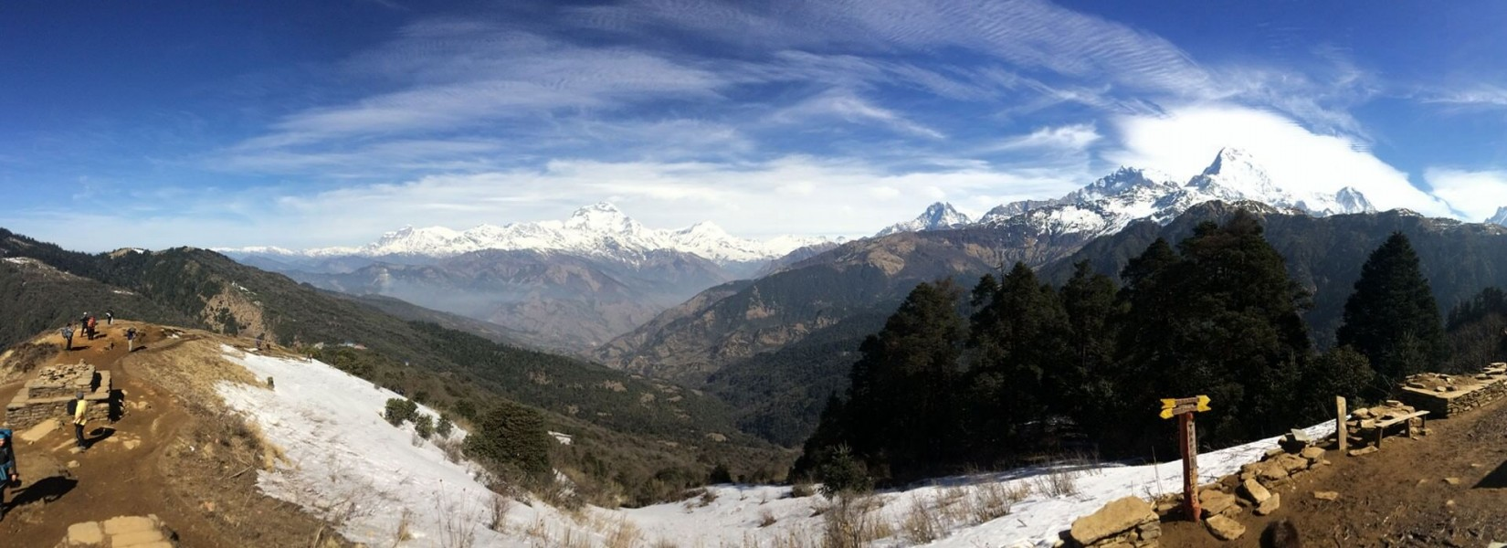 The best Sunrise trekking in Annapurna