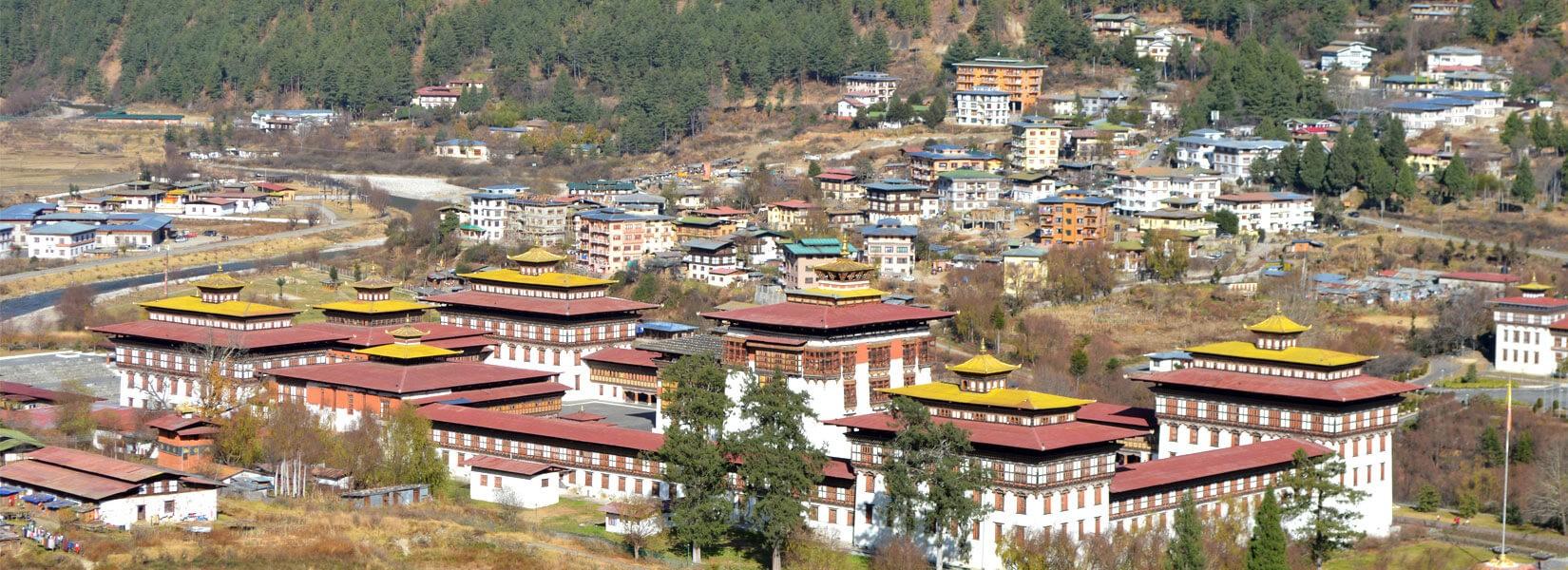 3N/4D Bhutan Tour
