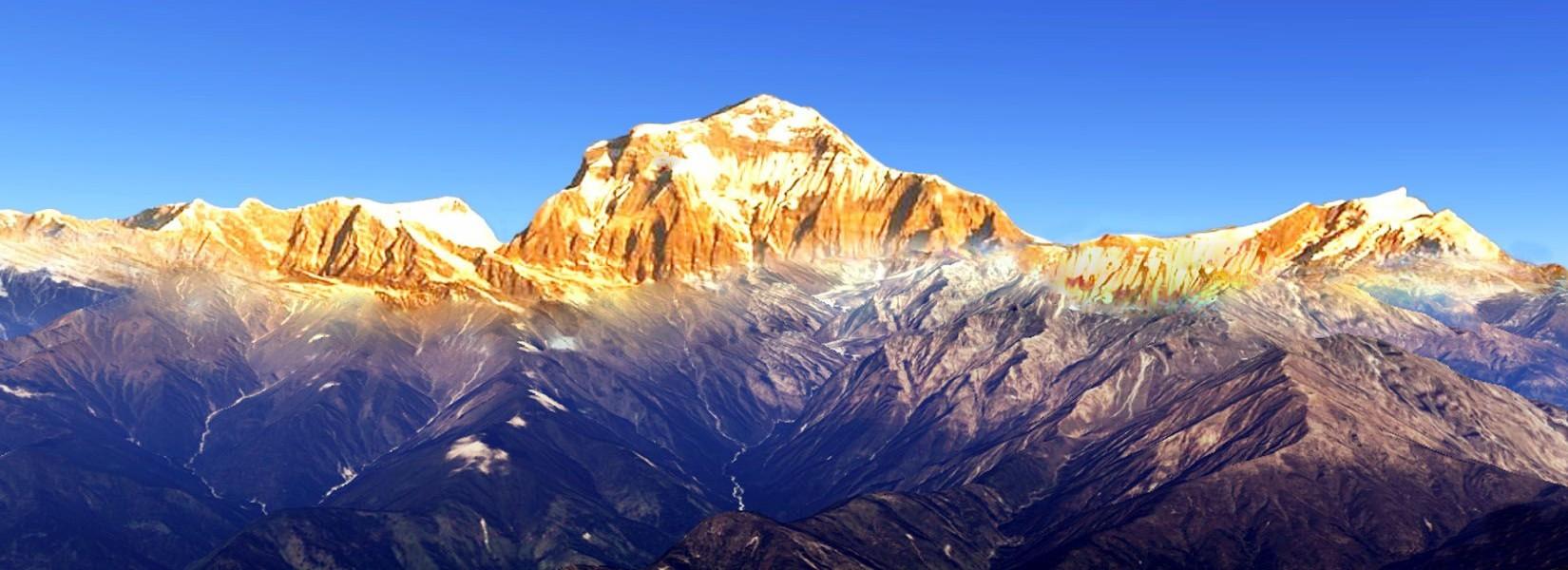 Dhaulagiri range, mount Dhaulagiri, Dhaulagiri circuit trekking, Dhaulagiri round trek