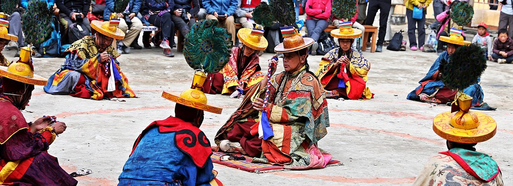 Upper Mustang Overland Tour-Tiji Festival