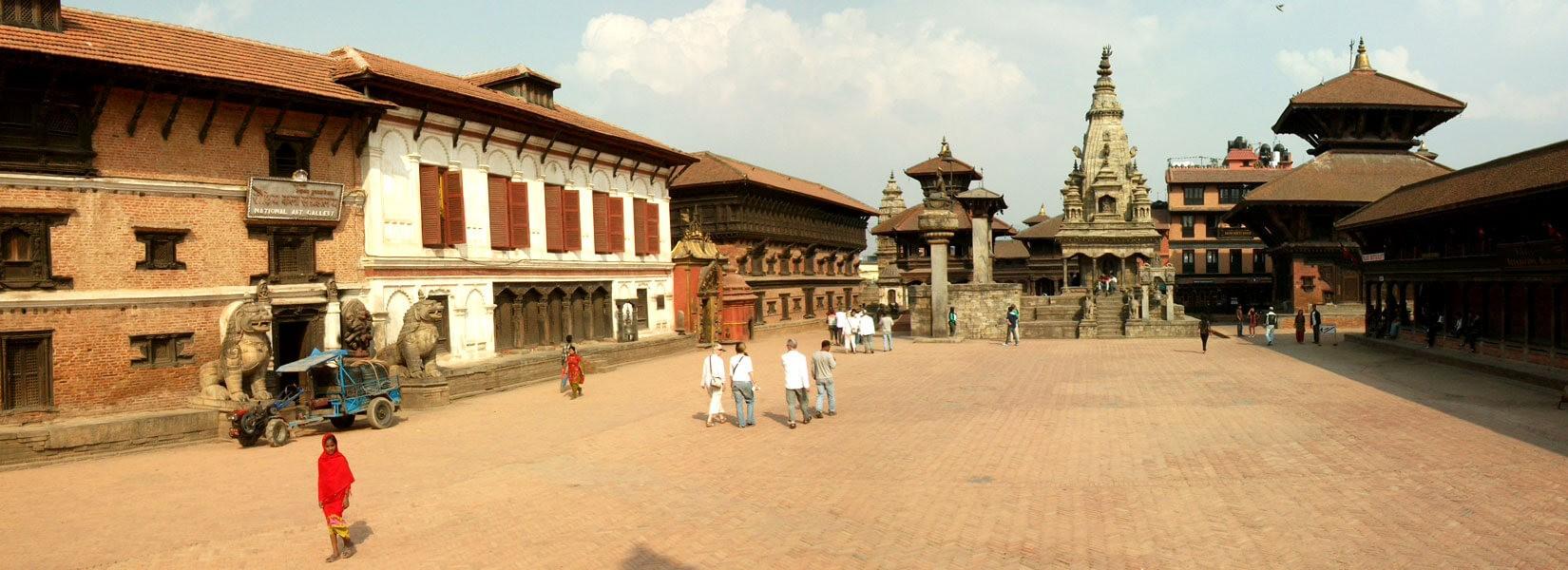 Kathmandu valley Tour, Bhaktapur Durbar Square, Temples of ancient Nepal, Kathmandu day tour
