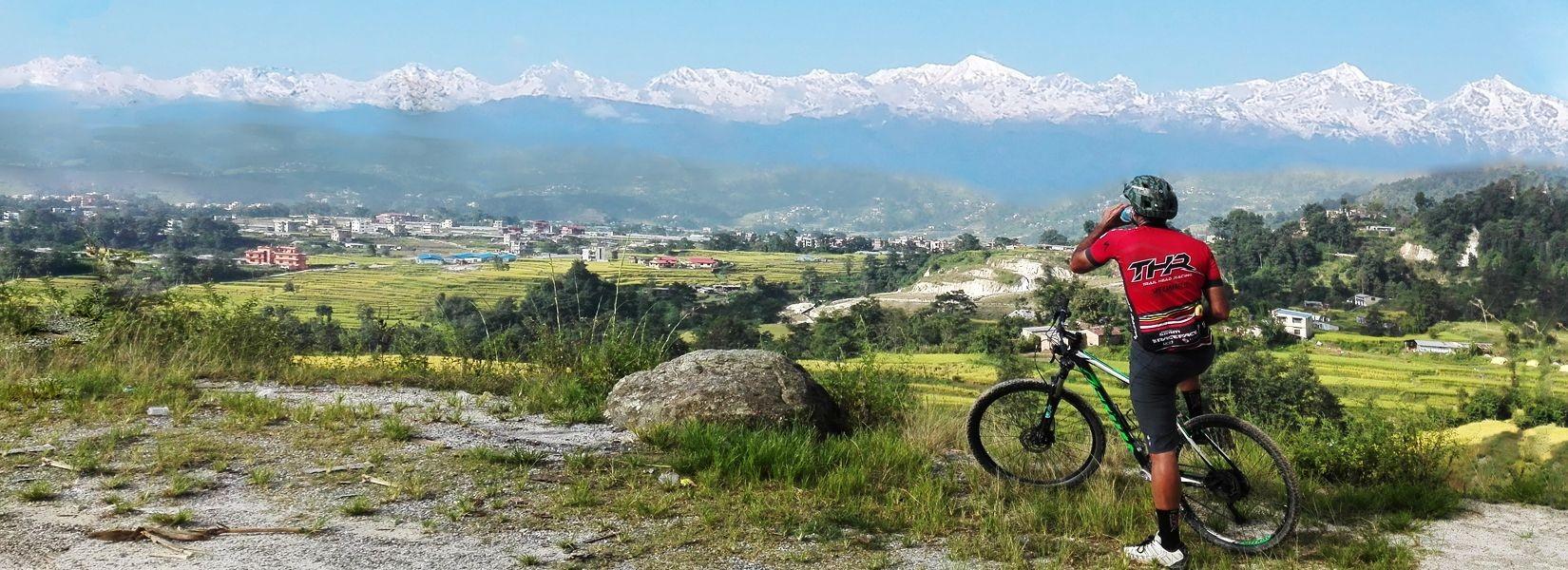 Kathmandu Mountainbike Tour, Kathmandu Tour, kathmandu cycling tour