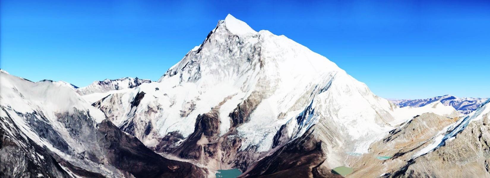 Mount Makalu, Makalu Base Camp Trek, Mahalangur Himalayan Range