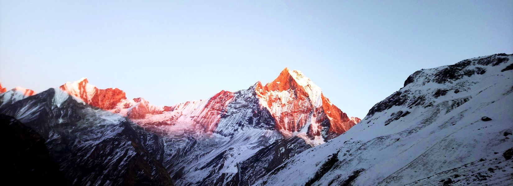 Machhapuchhre, Fishtail, Royal Trek