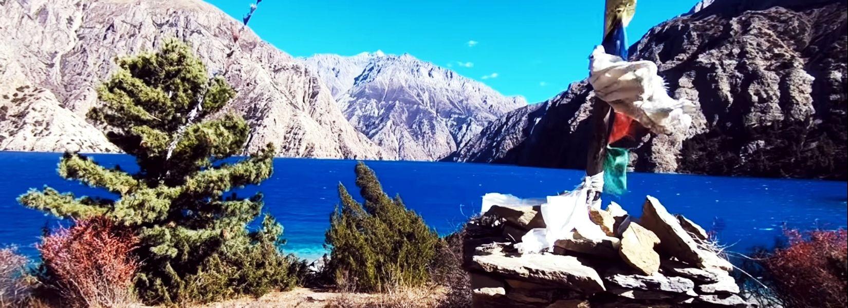 Shey Phoksundo Lake, lake in Dolpa, Dolpo reign lake