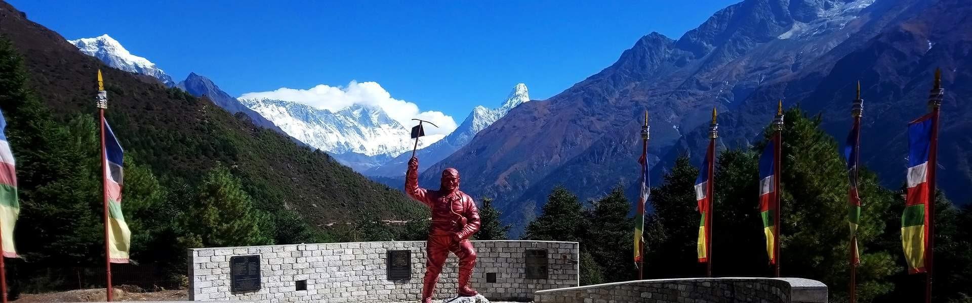 Everest Panorama trek, Everest easy and short trek