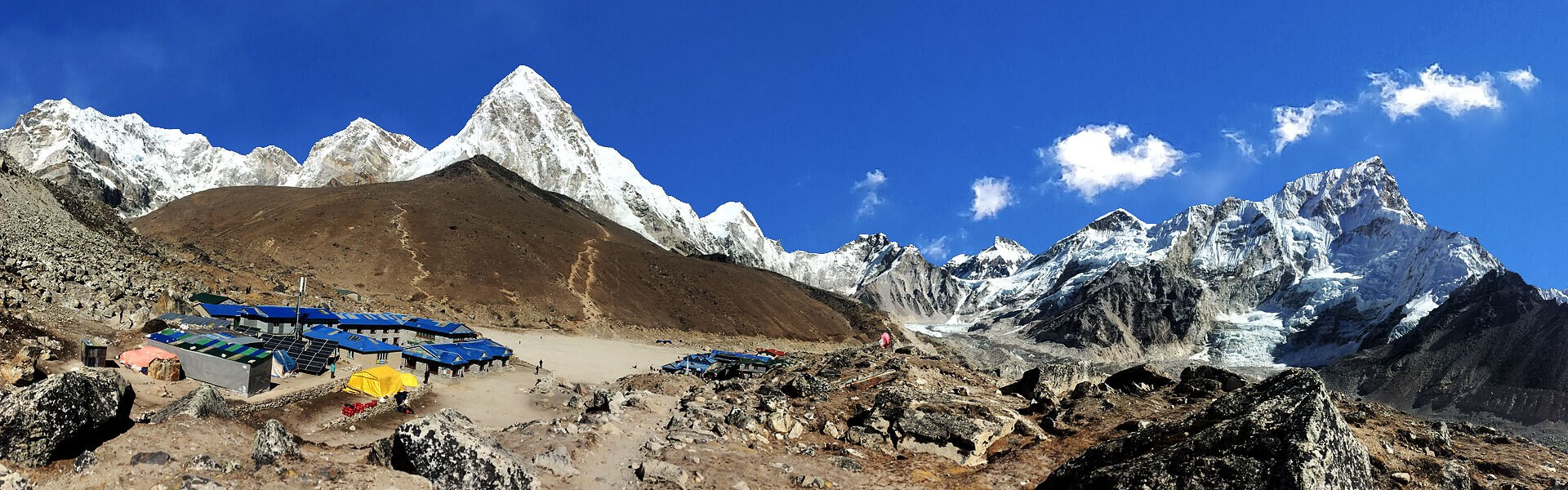 Everest region trek, Everest Base camp, EBC, Khumbu trek