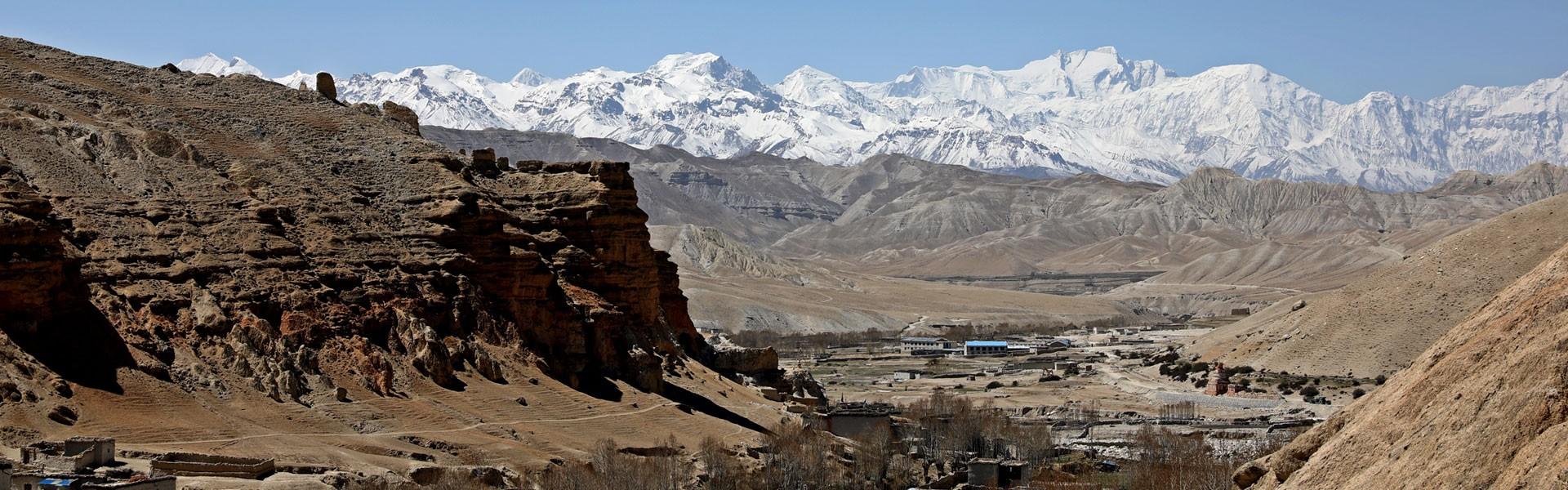 Jomsom-Muktinath Trekking