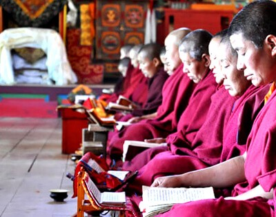 Annapurna Lubra Monastery