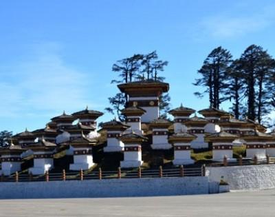 Bhutan tour Gangtey Monastery