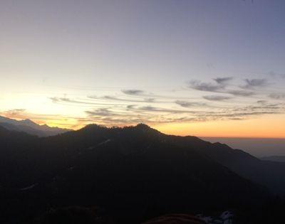 Nagarkot sunrise, Nagarkot hike, Nagarkot trek