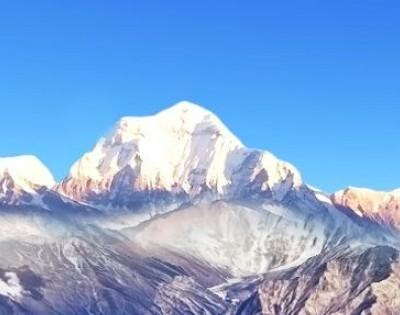 Mount Dhaulagiri, around Dhaulagiri trekking,