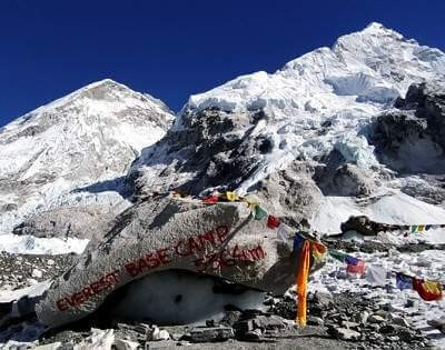Everest Base Camp Trek and Tour-14 Days