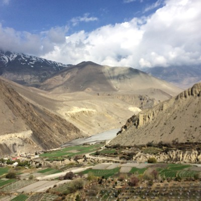 Annapurna-Circuit-Kagbeni