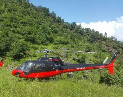 Heli Tour to Everest Base Camp
