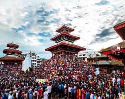 Nepal Heritage, Temple Kathmandu, Nepal festival